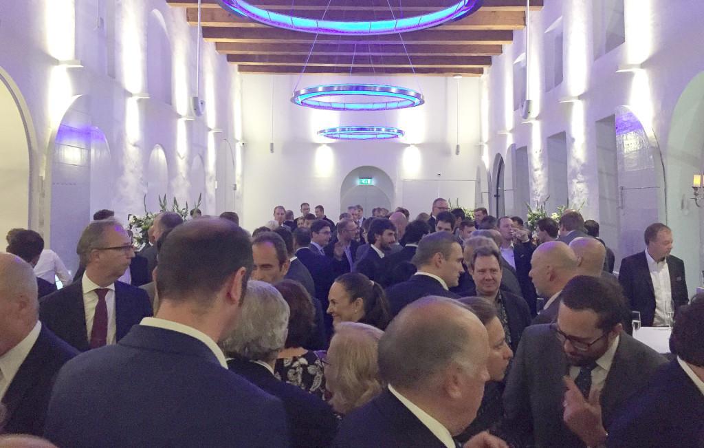 Boat Builder Awards gala dinner was very popular event
